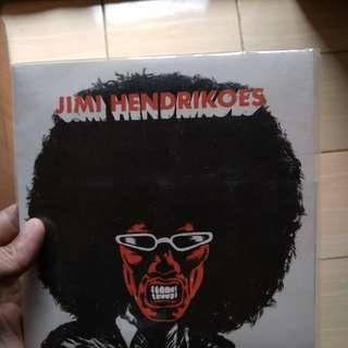 """Jimi hendrikoes (7"""") vinyl"""