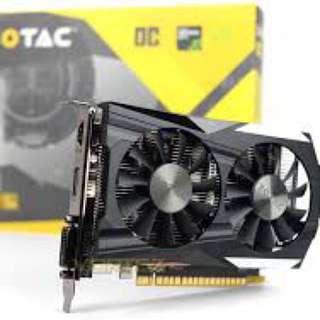 Zotac GTX 1050ti 99%新