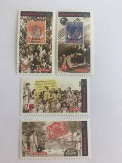 Singapore 1995 Anniversary of world war 2 mnh