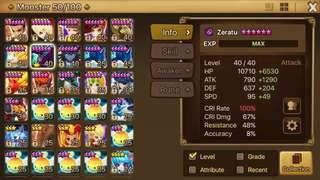 WTS Zeratu Asia account with Pungbaek