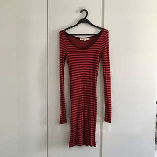 Almost Brand New French Connection L/S Dress