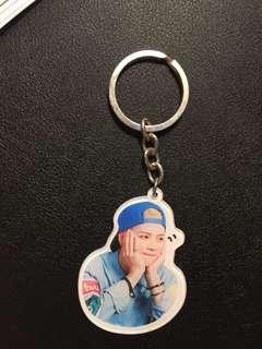 GOT7 Jackson Keychain