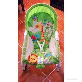 Fisher Price Rainforest Friends Newborn to Toddler Rocker