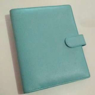 Binder 20ring biru muda