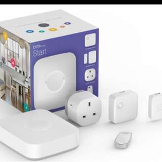 Samsung SmartThings uk kit
