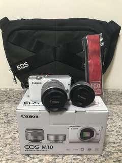 Canon EOS M10 plus plus