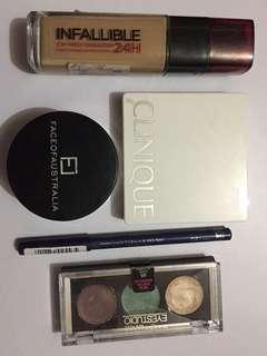 Free SF: Make-up set