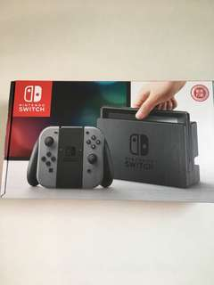 Nintendo Switch (全新)