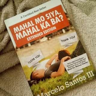 MAHAL MO SIYA, MAHAL KA BA? (EXTENDED VERSION) BY MARCELO SANTOS III