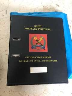 OCS ring folder