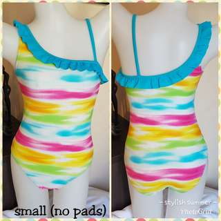 One piece swimsuit size small