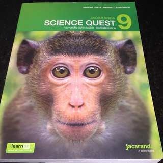 JACARANDA Science Quest 9