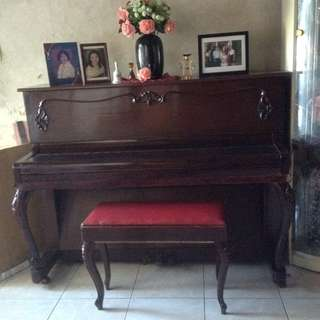 Antique Robinsons Upright Piano