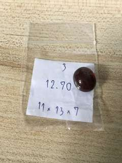 🔥CLEARANCE 🔥 Natural dark red RUBY loose gemstone