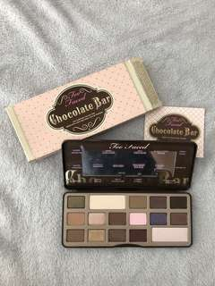 Too Faced | Chocolate Bar Eyeshadow Palette