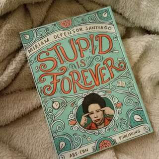 STUPID IS FOREVER & STUPID IS FOREVERMORE BY MIRIAM DEFENSOR SANTIAGO BOOK SET