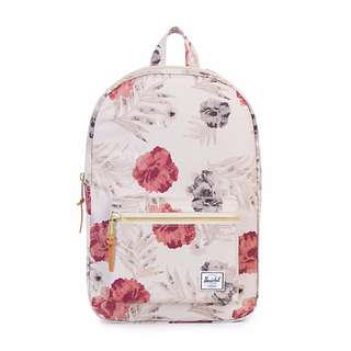 [PREORDER] HERSCHEL SUPPLY SETTLEMENT BACKPACK (PELICAN FLORAL KHAKI)
