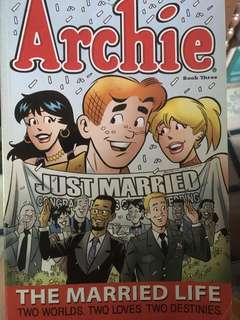 ARCHIE JUST MARRIED BOOK 3