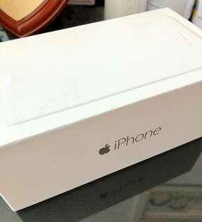 iPhone 6 original box (64GB)
