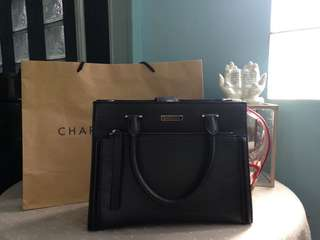 Black Charles&Keith Bag