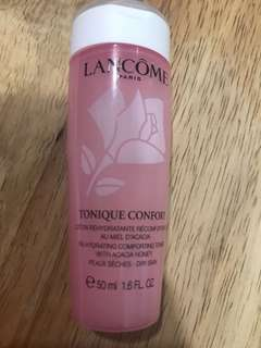 Lancome Tonique Confort Comforting Rehydrating Toner 50ml