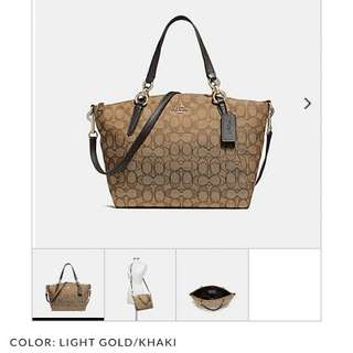Pre-order: COACH SMALL KELSEY