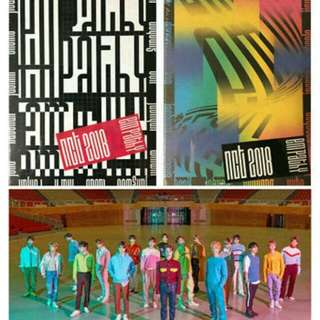 NCT 2018 EMPHATY, DREAM & REALITY