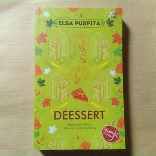 """Novel """"Dessert"""""""
