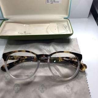 frame kacamata kate spade original