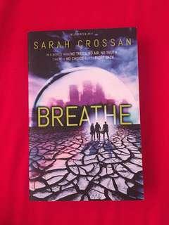 Breathe (#1) by Sarah Crossan