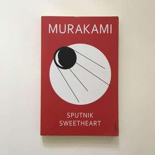 Sputnik Sweetheart by Haruki Murakami
