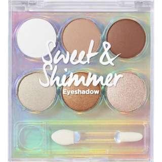 Ulta Sweet & Shimmer eyeshadow palette