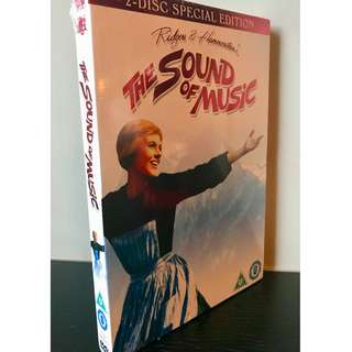 Brand New Sealed - The Sound of Music DVD 2-Disc Special Edition