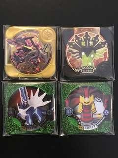 Pokemon Tretta U1 Super Powerful Set