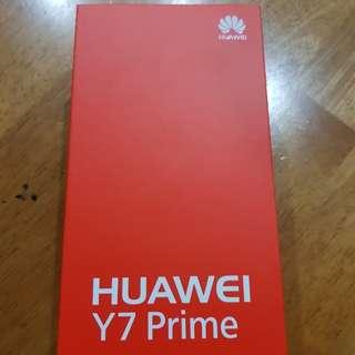 Huawei Y7 Prime Grey 32GB