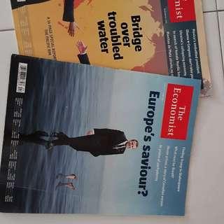 The Economist - 4 years till 2017