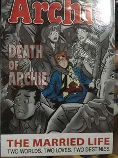 ARCHIE (THE DEATH OF ARCHIE) Book 6
