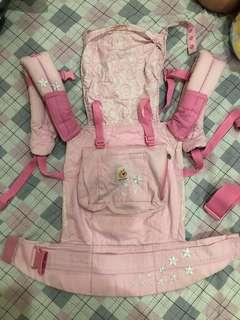 Ergo light pink carrier