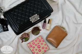 Authentic Quality Boy Chanel Bag