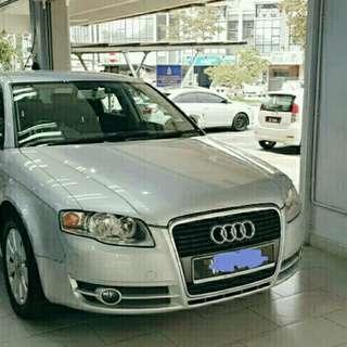 Audi A4 2005 (B7) 2.0