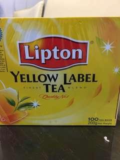 Lipton紅茶包