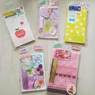 日本 Japan Wrapping Bag * 食物/禮物 包裝袋 * 5款