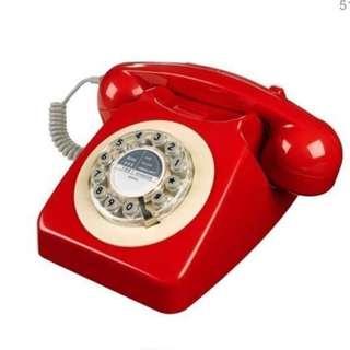 746 phone retro Telephone