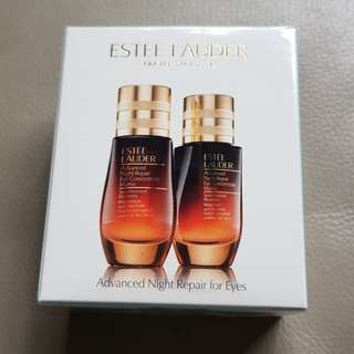 Estee Lauder Advanced Night Repair Eye Concentrate Matrix DUO Set (2x 15ml) Brand New