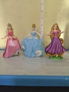 Ceramic Porcelain Disney Princess Take all