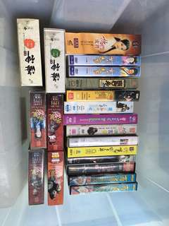 Korean drama $5 per set