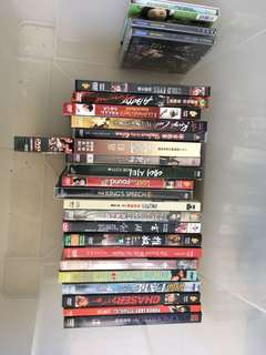 DVD Movies korean