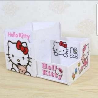 In Stock DIY Hello Kitty Desktop Organiser