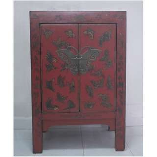 Chinese Butterfly Cabinet