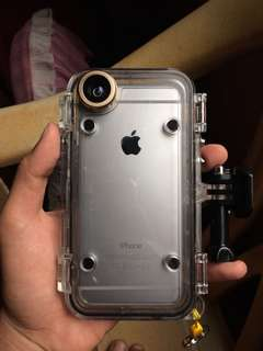 Extreme Waterproof Case fir iPhone 6
